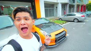 Download GOT A GTR FOR A DAY! Video