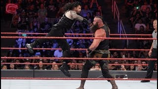 Download Wwe Roman Reigns vs Braun Strowman Full Match HD - Payback 2017 Video
