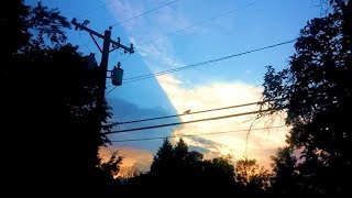 Download Giant Strange Hologram Spotted In The Sky? Video