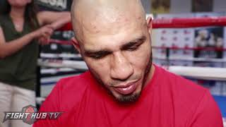 Download MIGUEL COTTO ″I GAVE MY BEST..IM GETTING OLD.″ SUPPORTS TIM BRADLEY'S DECISION TO RETIRE Video