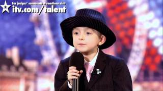 Download Robbie Firmin - Britain's Got Talent 2011 audition - itv/talent - UK Version Video