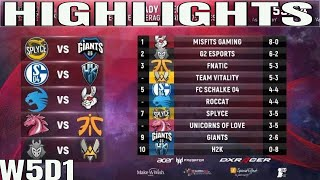Download EU LCS Highlights ALL GAMES Week 5 Day 1 Full Day Highlights Summer 2018 Video