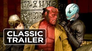 Download Hellboy 2: The Golden Army (2008) Official Trailer #3 - Guillermo del Toro Movie Video