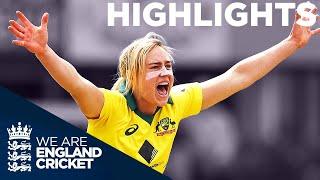 Download England Women v Australia Women 1st Royal London ODI Highlights | The Women's Ashes 2019 Video