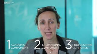 Download The MSc in Management of ESSEC Business School: a word from Anne-Claire Pache Video