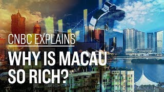 Download Why is Macau so rich? | CNBC Explains Video