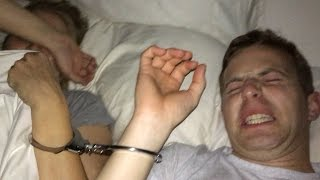 Download Couples Get Handcuffed Together For 24 Hours • Ned & Ariel Video