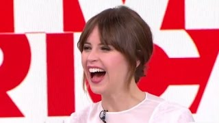 Download Star Wars Rogue One | Felicity Jones Interview Video