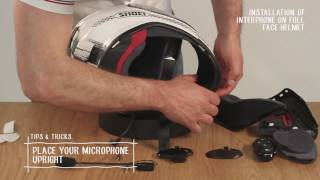 Download Interphone Tutorial 1: How to Install Intercom on Helmet Video