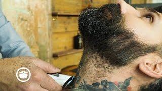 Download Medium To Short Length Beard Trim | Carlos Costa Video