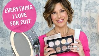 Download Top 10 Products Rockin' My World in 2017 | Makeup, Hair, Skin Care Video