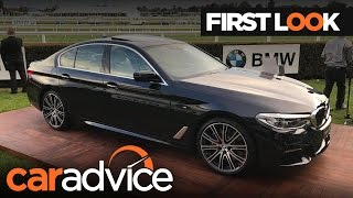 Download 2017 BMW 5 Series G30 First Look Review | CarAdvice Video