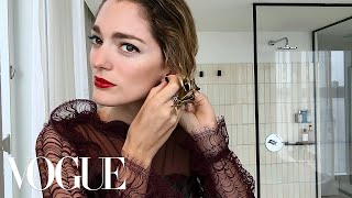 Download Easy Black-Tie Beauty With Sofía Sanchez de Betak | Vogue Video