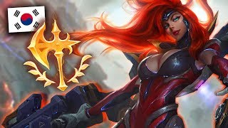Download New Korean CONQUEROR Miss Fortune | Low Elo Stomp Build Video