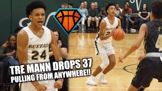 Download Tre Mann Drops 37 PULLING FROM THE PARKING LOT!! | The Villages Win BIG District Matchup Video