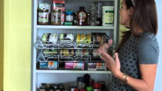 Download Organize Your Pantry: Closet Tour and Home Management Tips Video