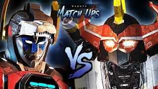 Download POWER RANGER vs VOLTRON Video
