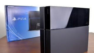 Download Sony PlayStation 4 (PS4) Unboxing! Video