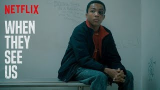 Download When They See Us 'Holding Cell Scene' | Netflix Video