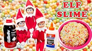 Download Elf on the Shelf Elves Shows How to Make SLIME with The Patsy Family Day 18 Christmas 2017 Video