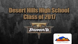 Download 2017 Desert Hills High School Graduation Video
