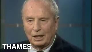 Download Sir Oswald Mosley | Interview | Thames Television | 1975 Video