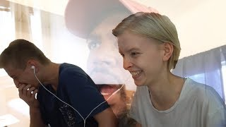 Download TRY NOT TO LAUGH CHALLENGE (LongBeachGriffy Reaction YOU LAUGH YOU LOSE!) Video