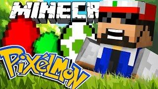 Download Minecraft | Pixelmon | THE EGGS CHALLENGE!! [9] Video