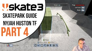 Download Skate 3 SkatePark Guide - Nyjah Huston TF - Part 4 Video