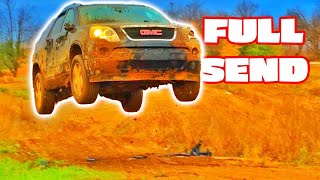 Download GMC VS FORD BEST Car Jumps! Video