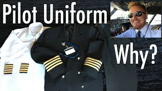 Download Pilot Uniforms, How and why? Video