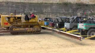 Download ᴴᴰ !!Caterpillar D8 VS 20 Toyota's!! Video