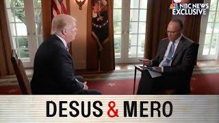 Download Post-Comey Trump Interview Video