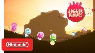 Download Joggernauts - Launch Trailer - Nintendo Switch Video