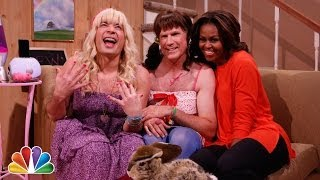 Download ″Ew!″ with Jimmy Fallon, Will Ferrell & First Lady Michelle Obama Video