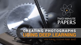 Download Creating Photographs Using Deep Learning | Two Minute Papers #13 Video