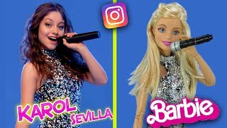 Download Barbie imita el instagram de Karol Sevilla Video