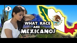Download If Mexican isn't a Race, then what Race are they? Race of Hispanics and Latinos Video