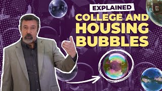 Download College and Housing Bubbles Video