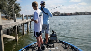 Download Giant Swimbaits - The 14yr old ″Swimbait Kid″ shows me something very Special! Bass Fishing on LBJ Video