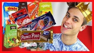 Download Norwegian trying Polish Candy Video