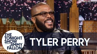 Download Tyler Perry Won't Ever Ride in the Tesla He Gave Tiffany Haddish Video