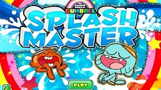 Download The Amazing World of Gumball - SPLASH MASTER (Cartoon Network Games) Video