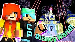 Download Going on Disney World Trip with Gamer Chad - Minecraft Roleplay - DOLLASTIC PLAYS! Video