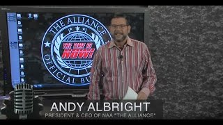 Download The Wednesday Call LIVE! with Andy Albright January 18th, 2016 Video