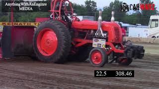 Download V8 Hotrod Tractor Class TTPA Tractor Pulls At Fowlerville MI 2017 Video