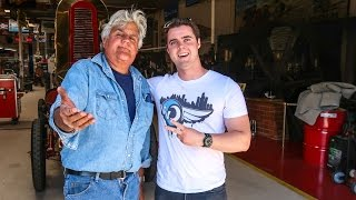 Download JAY LENO GAVE ME A TOUR OF HIS GARAGE!!! Video