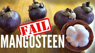 Download MANGOSTEEN Taste Test - how not to pick a mangosteen| Fruity Fruits Video
