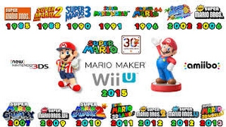 Download all mario games (1981-2016) Video