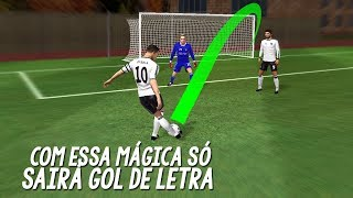 Download Aprenda a fazer o gol de letra no Dream League Soccer 2018 - Parte 2/2 (Rabona Cross) Video